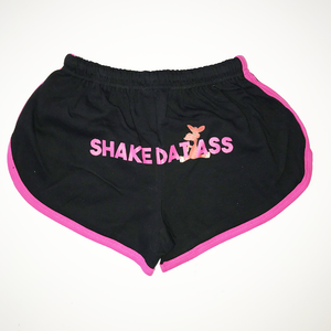 Shake Dat Ass - Booty Shorts