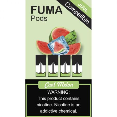 Fuma Pods Cool Melon - 4 Pack