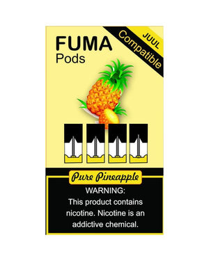 Fuma Pods Pure Pineapple - 4 Pack