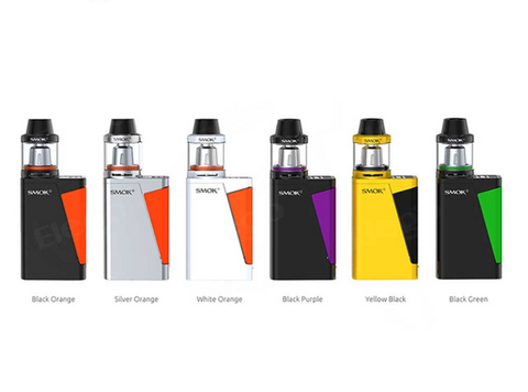 Smok H-Priv Mini 50W TC Kit + 120mL Fuggin eLiquid