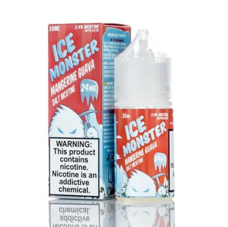 Ice Mangerine Guava Salt 30mL