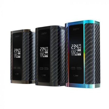 Captain PD270 234W TC Box Mod
