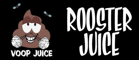 Rooster Juice Overstocked