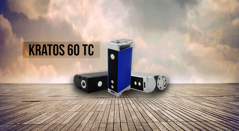 Kratos 60W TC Box Mod