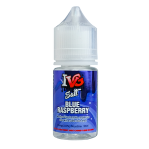 IVG Salt Blue Raspberry 30mL