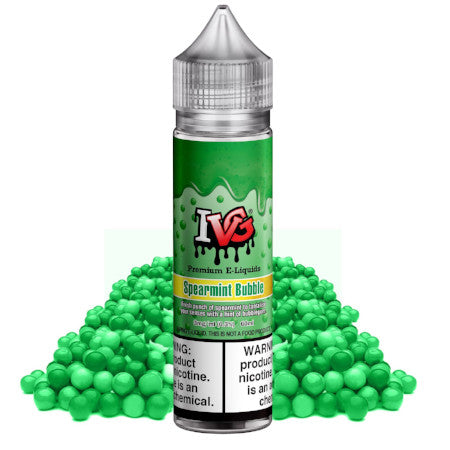 IVG Sweets Spearmint Bubble 60mL