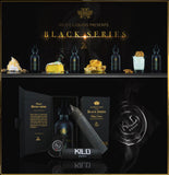 Kilo Black Series FULL Collection 240ml (4x 60mL)