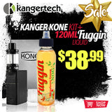 Kanger Kone Starter Kit Bundle