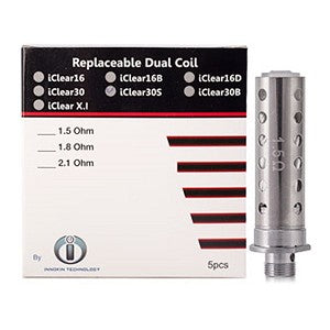 Innokin iClear16 Dual Replacement Coil - 5PK