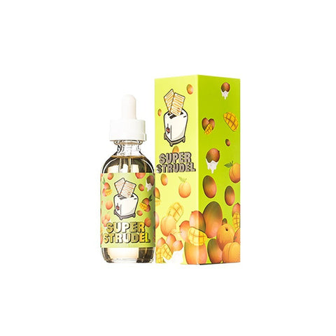 Strudel Mango Peach 60mL - Fuggin Vapor Co.