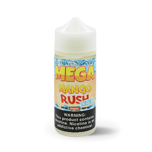 MEGA Mango Rush Ice 100mL