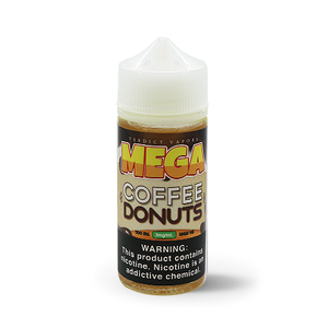 MEGA COFFEE DONUTS 100ML
