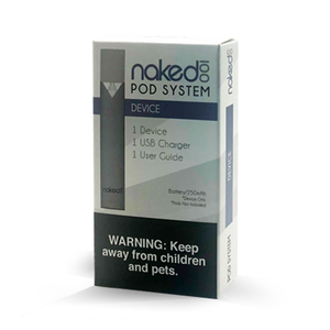 Naked 100 Pod Basic Kit