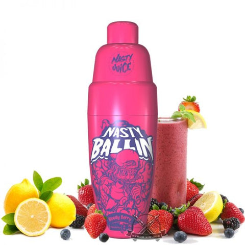Ballin Bloody Berry 60mL