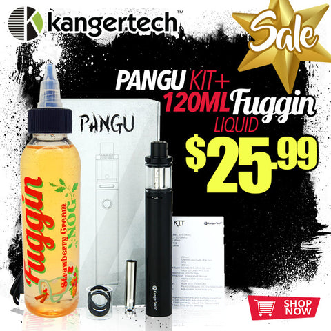 Kanger PANGU Starter Kit Bundle
