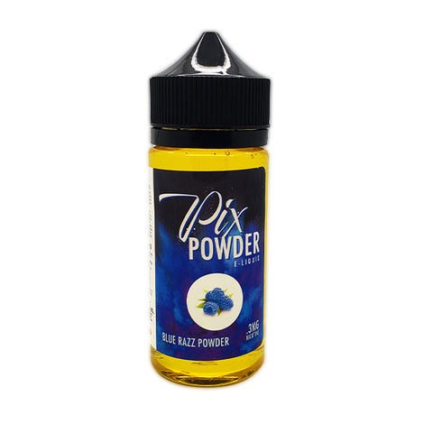 Pix Powder - Blue Razz Powder 100mL