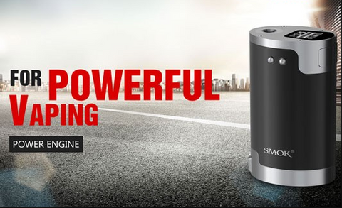 Power Engine 400w TC Box Mod - Fuggin Vapor Co.