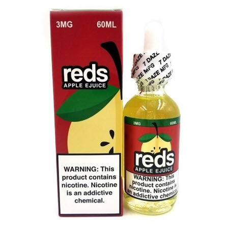 Reds eJuice - Apple 60mL