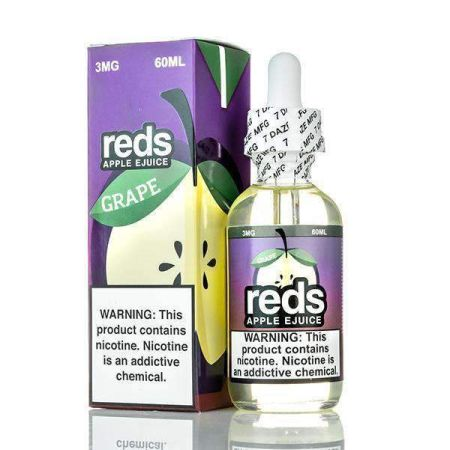 Reds eJuice - Grape 60mL