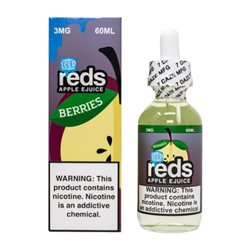 Reds eJuice - Iced Berries 60mL