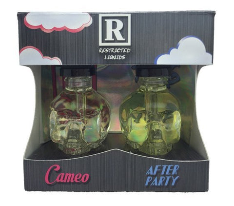 Cameo/After Party 2-Pack Crystal Skull Deal (80mL) - Fuggin Vapor Co.
