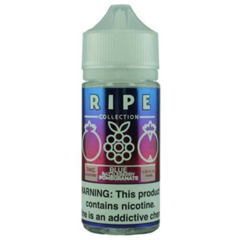 Ripe Blue Razzleberry Pomegranate 100mL