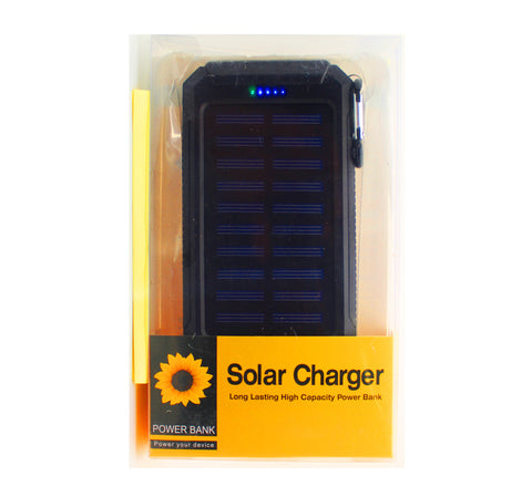 Solar Portable Power Battery Charger