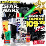 Limited Edition Star Wars Smoke Alien Bundle