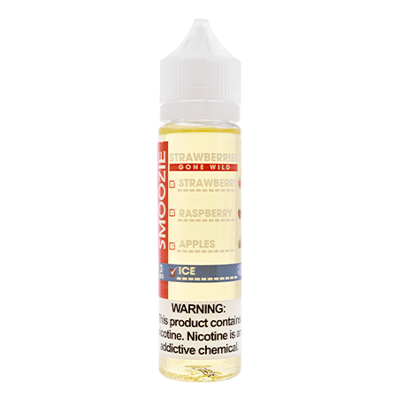 Smoozie Strawberries Gone Wild ICE 60mL
