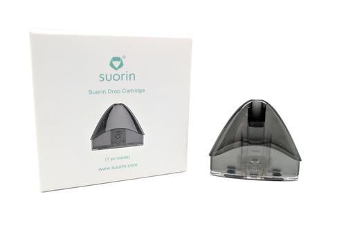 Suorin Drop Replacement Cartridge - 1 Pack - Fuggin Vapor Co.