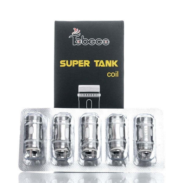Super Tank Replacement Coils - 5pk - Fuggin Vapor Co.