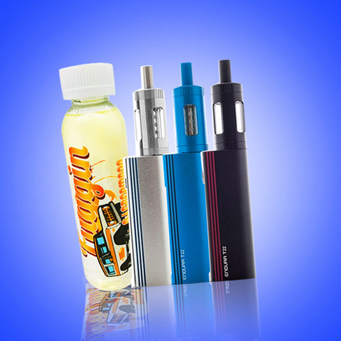 Innokin Endura T22 Kit + 120mL Fuggin eLiquid