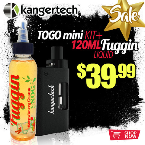 Kanger Togo Mini Kit Bundle