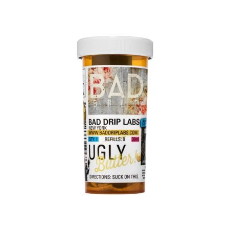 Bad Drip Salts Ugly Butter 30mL