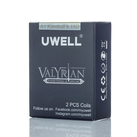 Valyrian Replacement Coil - 2pk