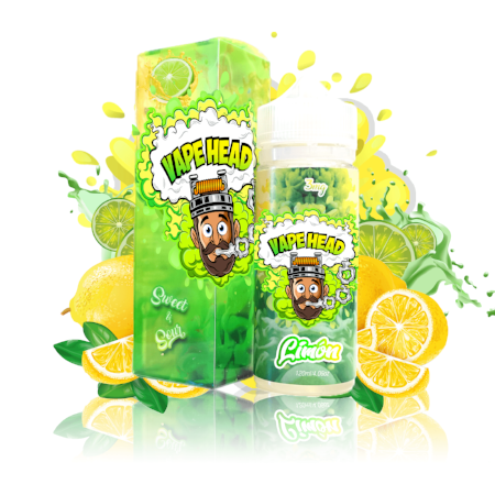 Vape Heads Limon 120mL