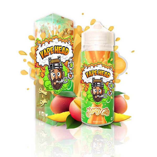 Vape Heads Mang O's 120mL