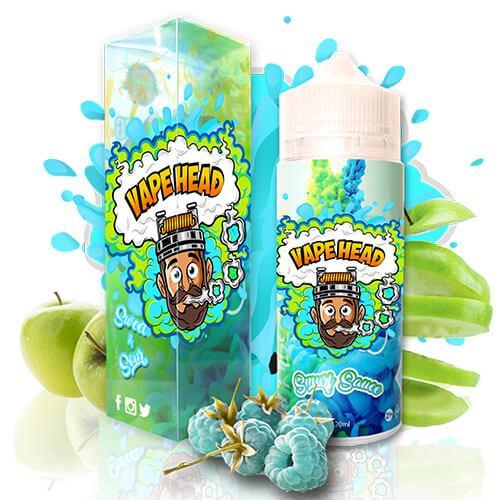 Vape Heads Smurf Sauce 120mL