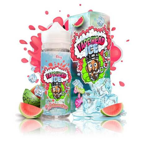 Vape Heads Watermelon ICE 120mL