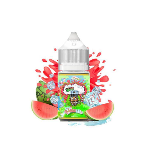 Vape Heads Watermelon ICE Salt 30mL