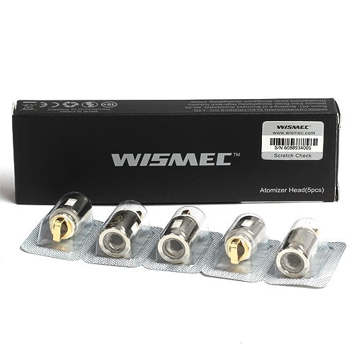 CB80 WS04 MTL Replacement Coil - 5PK