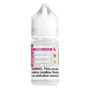 Smoozie SALT Wondermelon Berry Sour 30mL