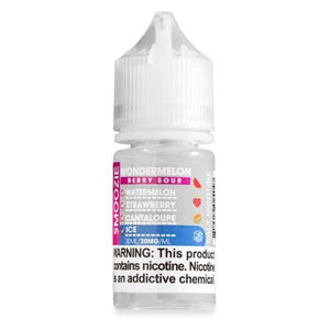 Smoozie SALT Wondermelon Berry Sour Ice 30mL
