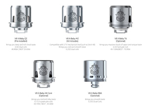 TFV8 X Baby Replacement Coils - 3 Pack - Fuggin Vapor Co.
