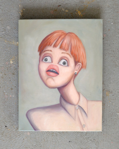 Betty - Original Painting