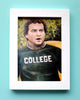 John Belushi as Bluto - Portrait Print