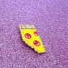 Alberta Pizza - Enamel Lapel Pin
