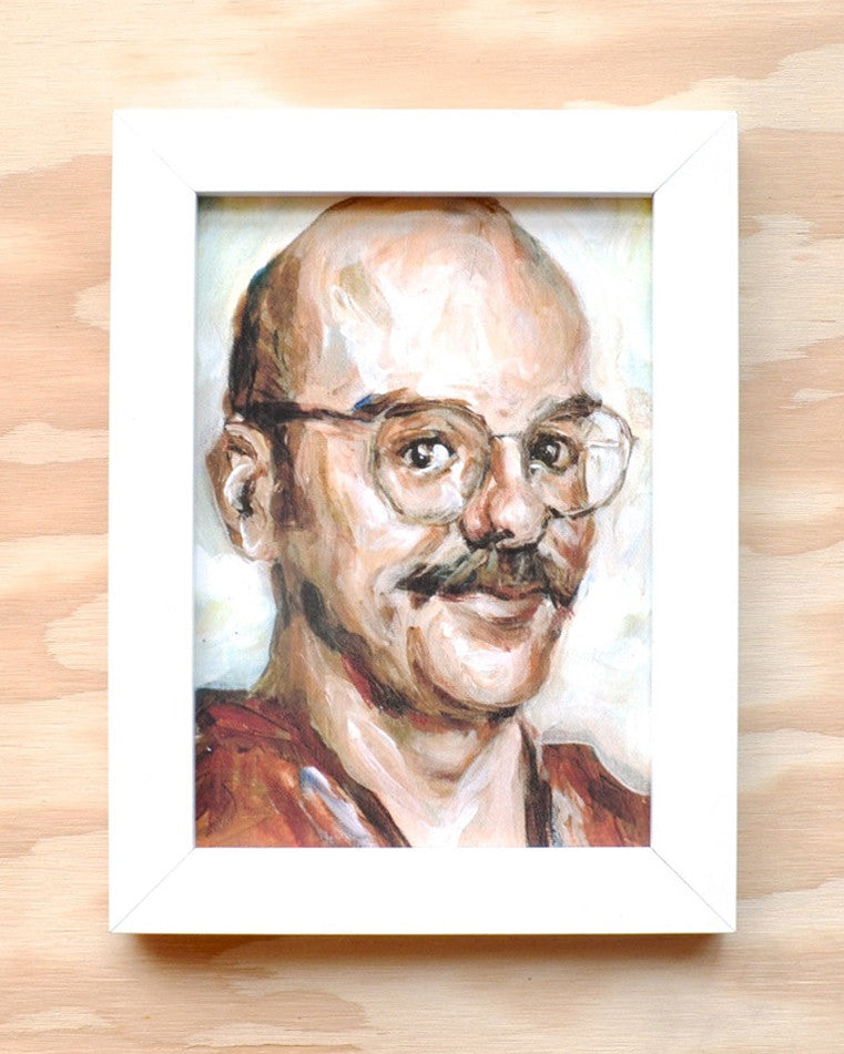 David Cross / Tobias Fünke - Portrait Print