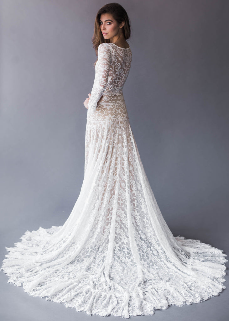 Wear Your Love - the free-spirited bride
