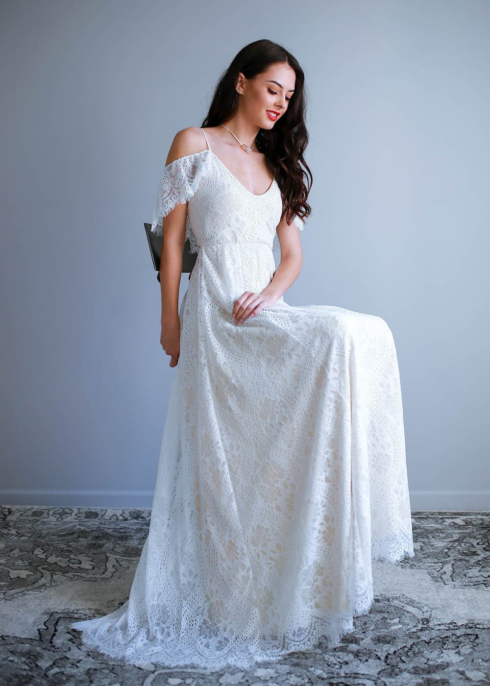 Wear Your Love | Heaven and Earth Collection | Bohemian Wedding Dresses